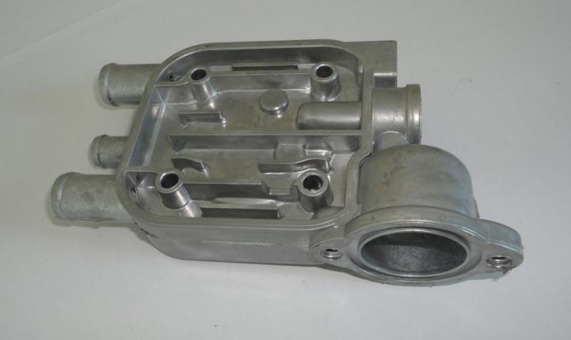 алуминиева отливка изпарител за газова уредба
